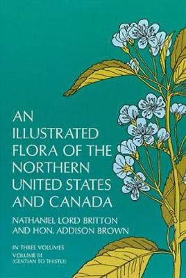 An Illustrated Flora of the Northern United States and Canada: v. 3 (Paperback)