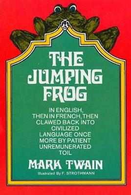 The Jumping Frog - Dover Humor (Paperback)