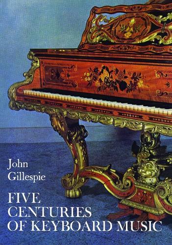 Five Centuries of Keyboard Music (Paperback)