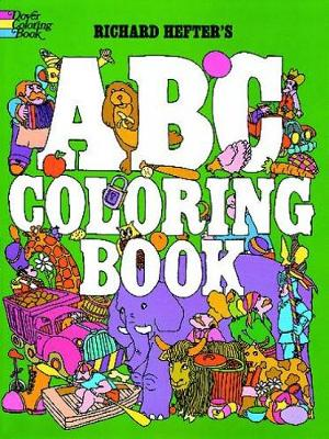 ABC Coloring Book - Dover Coloring Books (Paperback)