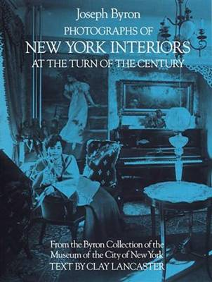 New York Interiors at the Turn of the Century (Paperback)
