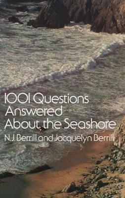 1001 Questions Answered About the Seashore (Paperback)