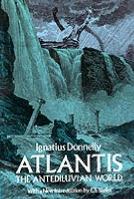Atlantis: The Antediluvian World - Dover Occult (Paperback)