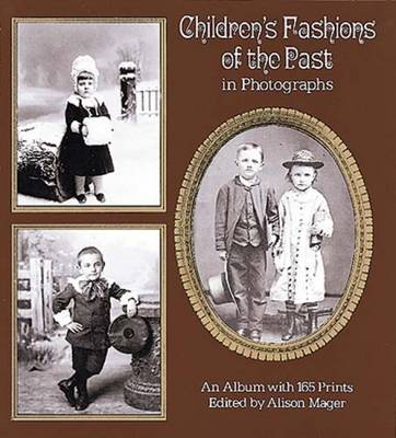 Children of the Past in Photographic Portraits - Dover photography collections (Paperback)