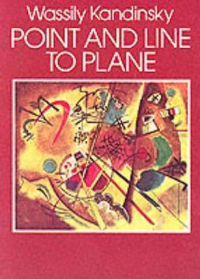 Point and Line to Plane - Dover Fine Art, History of Art (Paperback)