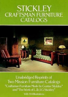 Craftsman Furniture Catalogues (Paperback)