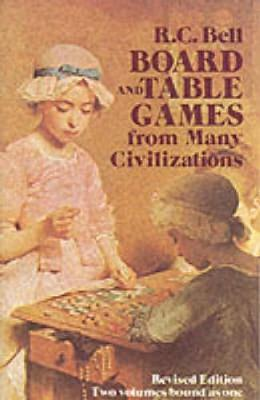 Board and Table Games from Many Civilizations (Paperback)