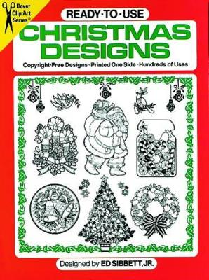 Ready-to-Use Christmas Designs - Dover Clip Art Ready-to-Use (Paperback)