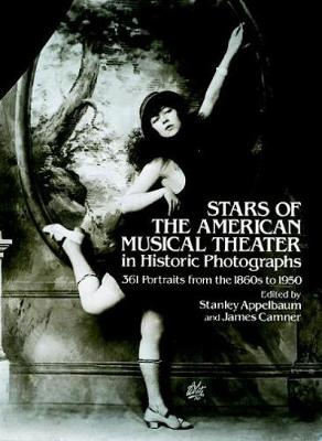 Stars of the American Musical Theater in Historic Photographs (Paperback)