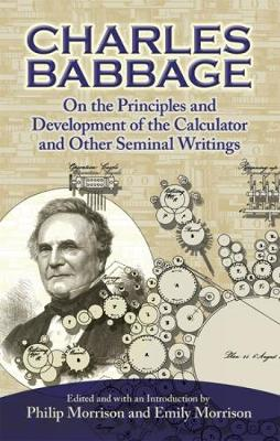 On the Principles and Development of the Calculator (Paperback)