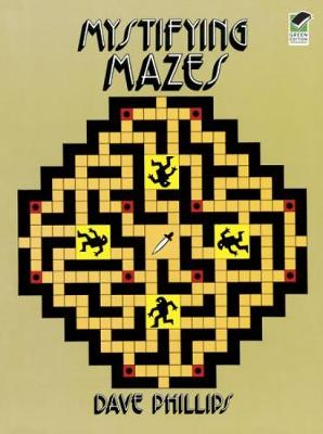 Mystifying Mazes - Dover Children's Activity Books (Paperback)