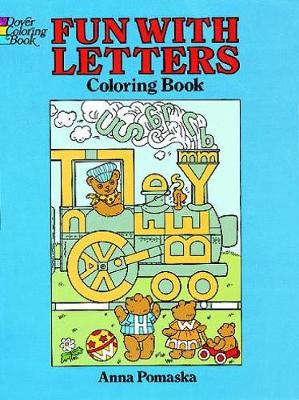 Fun with Letters - Dover Coloring Books (Paperback)