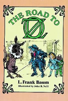 The Road to Oz - Dover Children's Classics (Paperback)