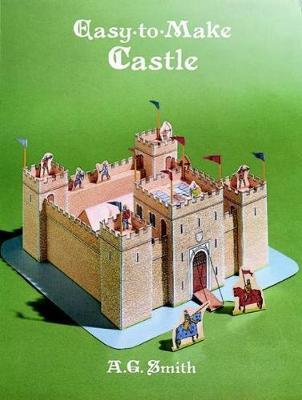 Easy-to-Make Playtime Castles - Dover Children's Activity Books