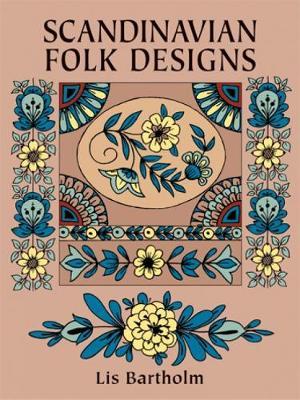 Scandinavian Folk Designs - Dover Pictorial Archive (Paperback)