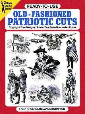 Ready-to-Use Old-Fashioned Patriotic Cuts - Dover Clip Art Ready-to-Use