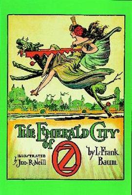 The Emerald City of Oz - Dover Children's Classics (Paperback)