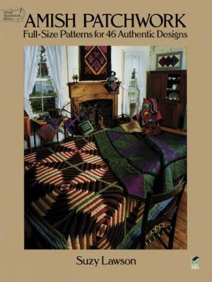 Amish Patchwork - Dover Quilting (Paperback)