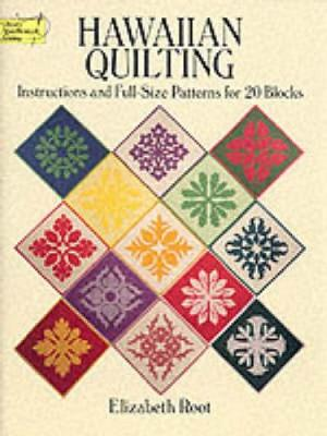 Hawaiian Quilting - Dover Quilting (Paperback)