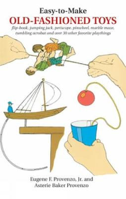 Easy-to-make Old Fashioned Toys (Paperback)