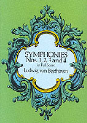 Symphonies Nos. 1, 2, 3 and 4 (Sheet music)
