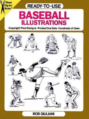 Ready to Use Baseball Illustrations - Dover Clip Art Ready-to-Use