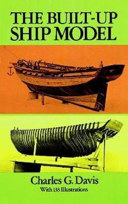 Built-up Ship Model - Dover Woodworking (Paperback)