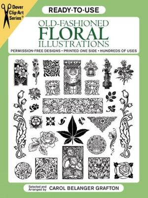 Ready-to-Use Old-Fashioned Floral Illustrations - Dover Clip Art Ready-to-Use