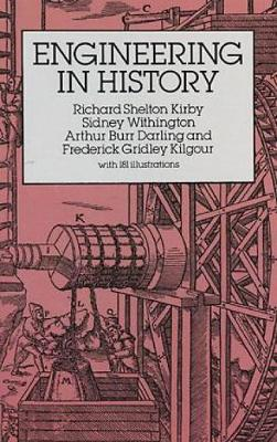 Engineering in History - Dover Civil and Mechanical Engineering (Paperback)