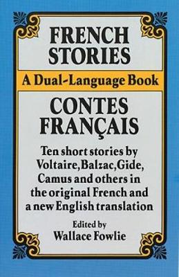 French Stories - Dover Dual Language French (Paperback)