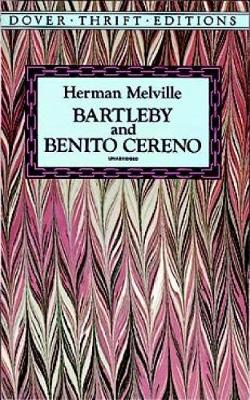 Bartleby and Benito Cereno - Dover Thrift Editions (Paperback)