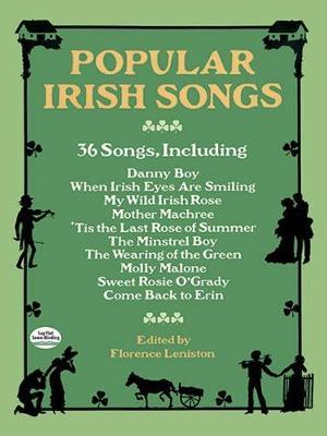 Popular Irish Songs (Paperback)