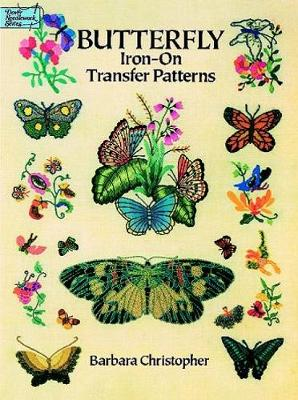 Butterfly Iron-on Transfer Patterns - Dover Iron-on Transfer Patterns (Paperback)