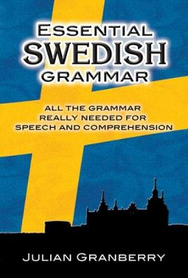 Essential Swedish Grammar - Dover Language Guides Essential Grammar (Paperback)