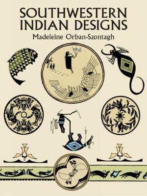 Southwestern Indian Designs - Dover Pictorial Archive (Paperback)