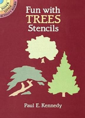 Fun with Trees Stencils - Dover Stencils (Paperback)