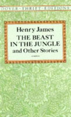 """""""The Beast in the Jungle - Dover Thrift Editions (Paperback)"""