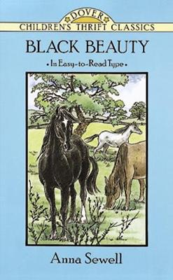 Black Beauty - Dover Children's Thrift Classics (Paperback)