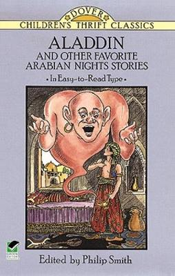 Aladdin and Other Favorite Arabian Nights Stories - Dover Children's Thrift Classics (Paperback)
