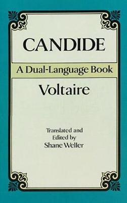 Candide: Dual Language - Dover Language Guides French (Paperback)