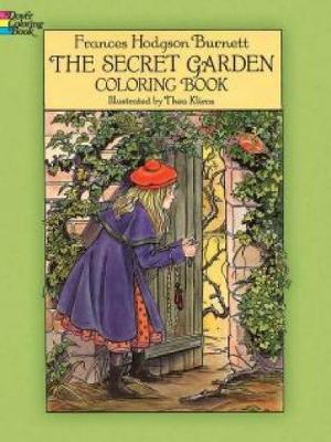 The Secret Garden Coloring Book Paperback
