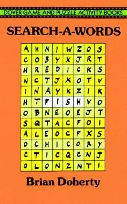 Search-a-Words - Dover Children's Activity Books (Paperback)