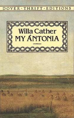 My Antonia - Dover Thrift Editions (Paperback)