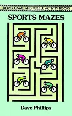 Sports Mazes - Dover Children's Activity Books (Paperback)