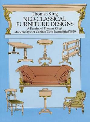 Neo-classical Furniture Designs (Paperback)