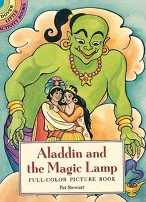 Aladdin and the Magic Lamp - Dover Little Activity Books Paper Dolls (Paperback)