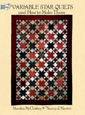 Variable Star Quilts and How to Make Them - Dover Quilting (Paperback)
