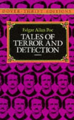 Tales of Terror and Detection - Dover Thrift Editions (Paperback)