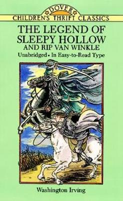 The Legend of Sleepy Hollow - Dover Children's Thrift Classics (Paperback)