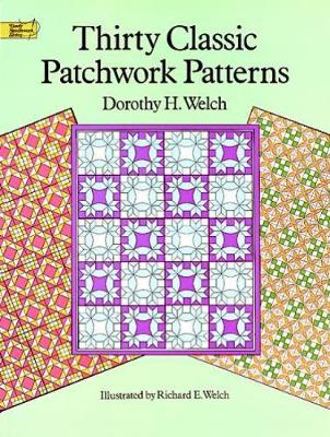 Classic Patchwork Patterns (Paperback)